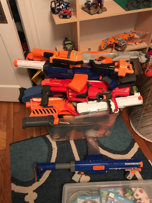 Nerf guns for Sale in Boston, MA