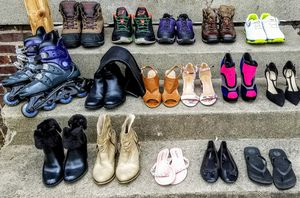 Mens and womens shoes and boots for Sale in Indianapolis, IN