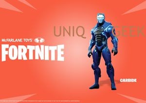 Fortnite Series 1 Carbide 7-Inch Deluxe Action Figure for Sale in Los Angeles, CA