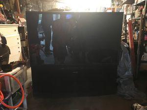 Mitsubishi HD 1080 Big Screen TV for Sale in Bethel Park, PA
