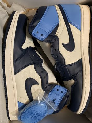 Air Jordan 1 retro high og Obsidian for Sale in Baytown, TX
