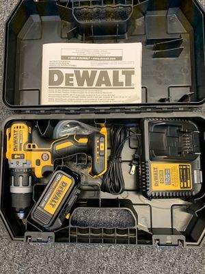Dewalt Max xr Hammer Drill Kit 20v cordless for Sale in Ripon, CA