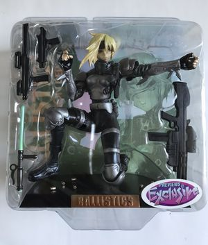 Masamune Shirow Ballistic Intron Depot Previews Exclusive Action Figure for Sale in Portland, OR