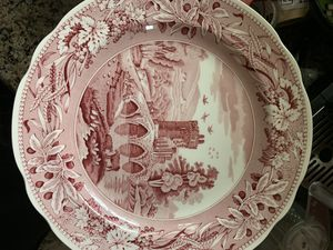 12 Spode archive collection dinner plates for Sale in Verona, NJ
