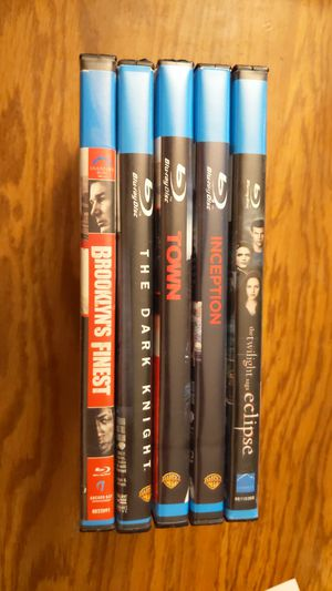 Various blu-ray movies - great condition for Sale in Buffalo, NY