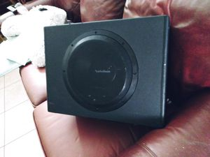 Fosgate punch p300-12 powered subwoofer for Sale in Tempe, AZ