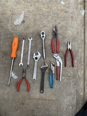 🛠 SNAP ON / BLUE POINT / STANLEY / PROTO TOOLS 🛠 for Sale in Carson, CA