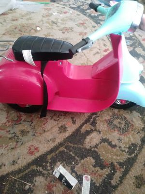 Doll scooter . my life for Sale in Billingsley, AL