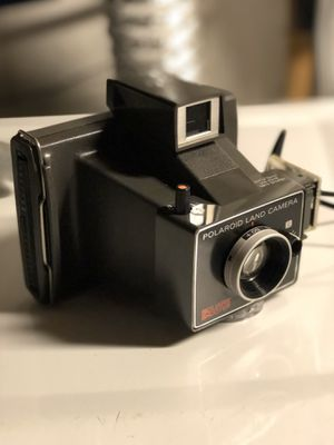 Polaroid Land Camera, 80 Series, Square Shooter for Sale in Wallingford, CT