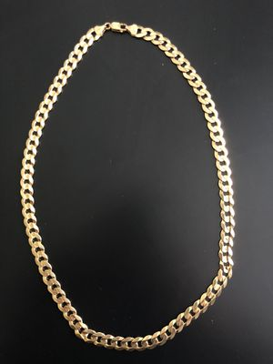Cuban Link Chain 10k 47 Grams for Sale in Tampa, FL