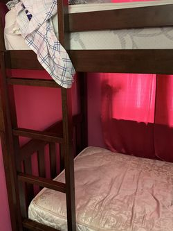 Bunk Bed (including Mattresses For Sale) for Sale in Joppatowne,  MD