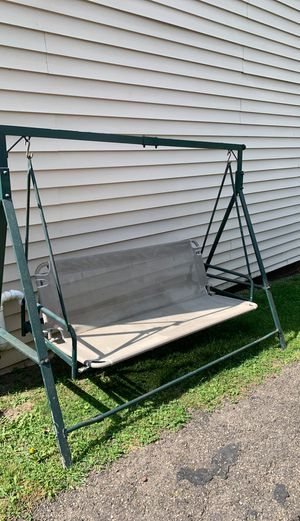 Outdoor Porch Swing for Sale in West Mifflin, PA