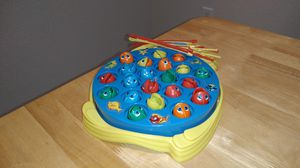 Let's go Fishing board game for Sale in Morrisville, NC
