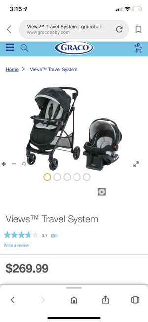Graco VIEWS STROLLER ONLY for Sale in Stockton, CA