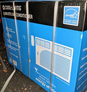 8000 btu new air conditioner for Sale in San Antonio, TX
