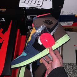 Air Jordan 1 Retro High Tokyo Bio Hack Size 12 Mens for Sale in Philadelphia,  PA