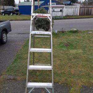 6 Foot Werner Ladder for Sale in Everett, WA