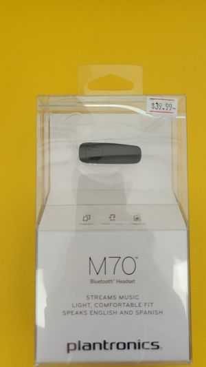 M70 bluetooth headset for Sale in Seminole, FL