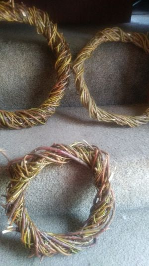 Willow tree branch wreath freshly wove upon request for Sale in Williamsport, PA