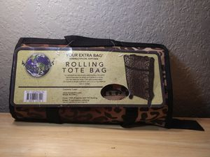Rolling Tote Bag for Sale in Denver, CO