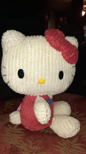 Hello kitty knitted textured for Sale in Houston, TX