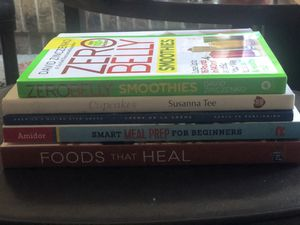 5 Cookbooks for Sale in Golden, CO