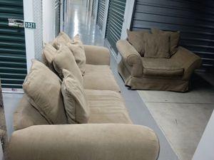 🐅👀 couch set 🔝🌎 for Sale in Atlanta, GA
