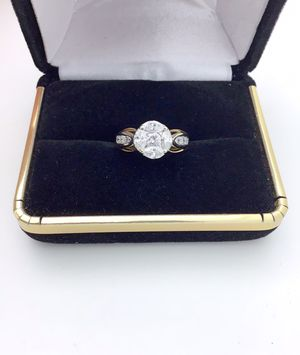 14k Diamond Wedding Ring for Sale in Ontario, CA