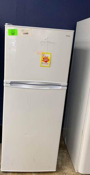 Brand new HAIER HA10TG21SW refrigerator 9JR for Sale in Houston, TX
