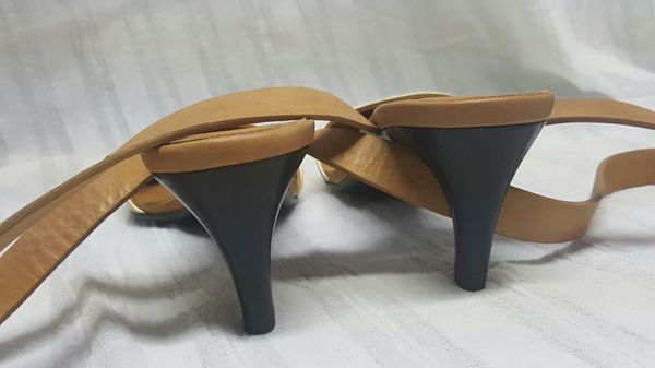 Dorsay leather pumps SeeByChloe