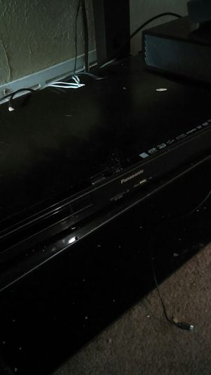 Panasonic DVD Bluetooth surround system very loud for Sale in Grand Prairie, TX