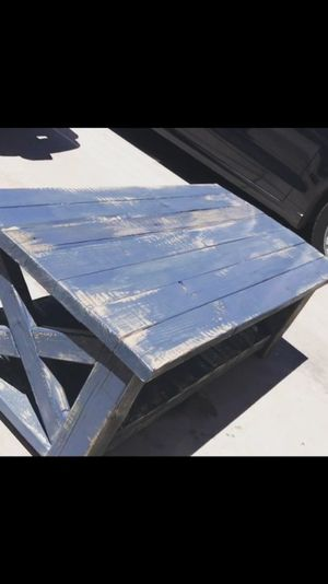 Rustic Coffee table for Sale in Phoenix, AZ