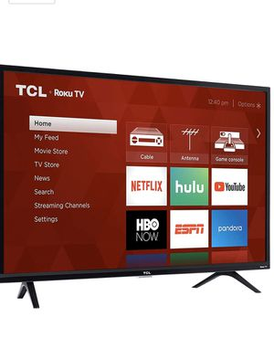 40 inch brand new TCL roku tv 1080p for Sale in Pittsburgh, PA