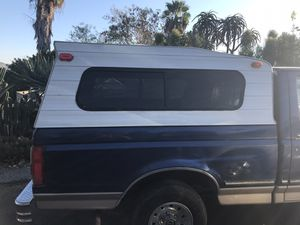 camper shell for Sale in Spring Valley, CA