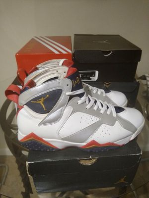 Nike Air Jordan 7 Retro Olympics size 9.5 for Sale in Queens, NY