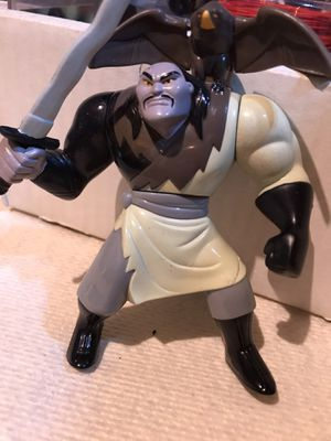 """""""Shan Yu"""" Mulan 1998 collectible toy for Sale in Loma Linda, CA"""