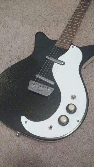 Danelectro 59 reissue electric guitar for Sale in Vista, CA