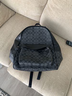 Men/women coach backpack for Sale in Rancho Santa Margarita, CA