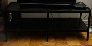 Ameriwood TV stand -black for Sale in Falls Church, VA