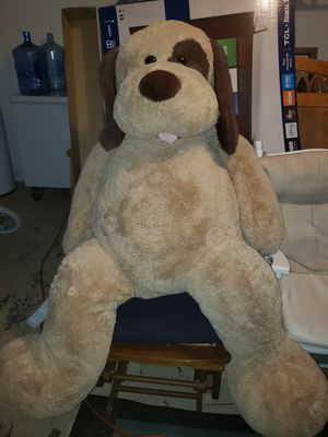 Giant dog teddy bear for Sale in Cape Coral, FL