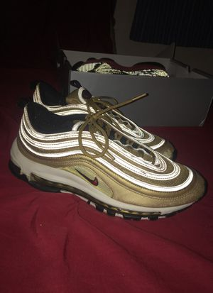 Air Max 97 Gold for Sale in Adelphi, MD