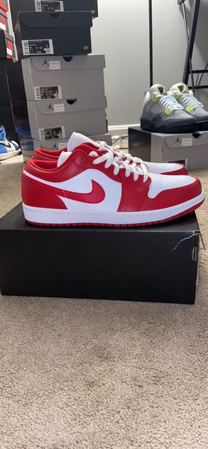 Jordan 1 Gym Red Lows!! Under Retail Brand New!! Size 8 for Sale in Chantilly, VA