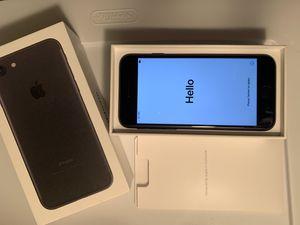 iPhone 7 unlocked for Sale in Reston, VA