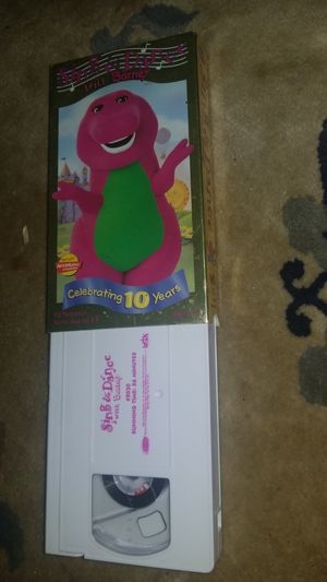 Barney for Sale in El Cajon, CA