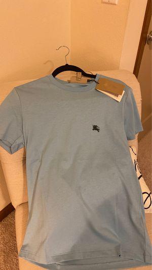 Burberry tshirt man for Sale in Kirkland, WA