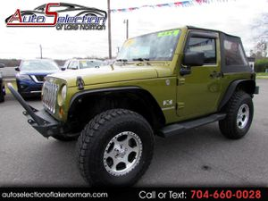 2007 Jeep Wrangler for Sale in Mooresville, NC