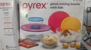 Pyrex glass mixing bowls for Sale in Miami, FL