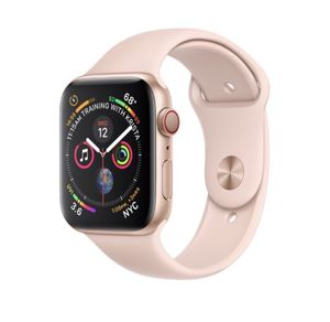 Apple Watch Series 4, 40mm Gold Aluminum case (GPS+Cellular); Rose Gold for Sale in Sully Station, VA