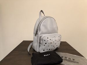 DKNY Grey backpack ! for Sale in Aspen Hill, MD