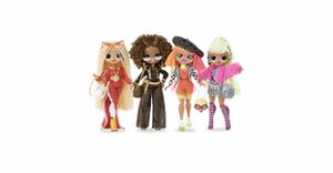 All four lol fashion dolls brand new in box for Sale in East Lansdowne, PA